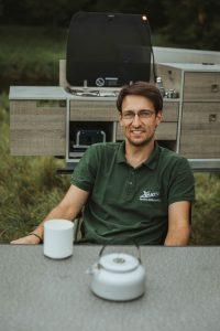 Dipl. Ing. Werner Gabelar - Inhaber Expedition Anhängertechnik